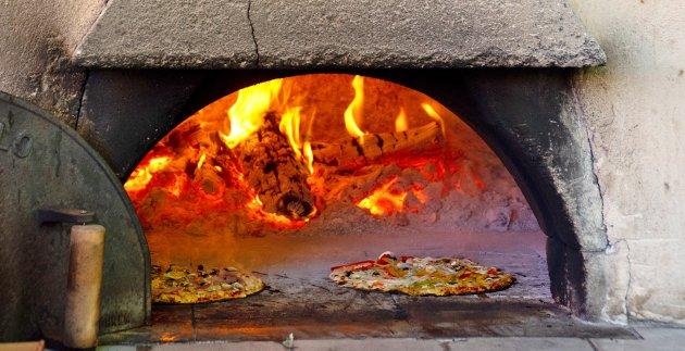 retaurant camping savel four a pizza
